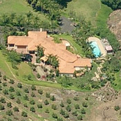 WWE Wrestler Bill Goldberg's $2.5 Million House Mansion