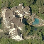 Funny Man Adam Sandler's House in Pacific Palisades