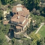 Actress & Dancing with the Stars Competitor Kirstie Alley's Mansion