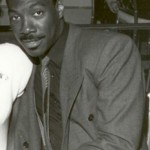 Young Eddie Murphy in 1988
