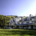 Skywalker Ranch Main House