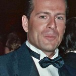Bruce Willis at a Film Premiere in 1989