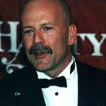 Bruce Willis Red Carpet 2002