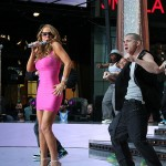 Mariah Carey Performs Touch My Body