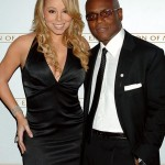 Mariah Carey and LA Reid