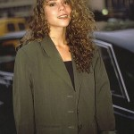 Mariah Carey in 1990