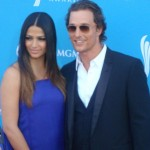 Matthew McConaughey and Camila Alves 2010
