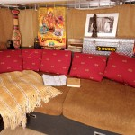 Matthew McConaughy Trailer Living Area