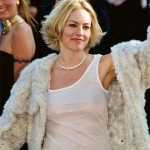 Sharon Stone at the 2002 Cannes Film Festival