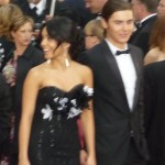 Zac Efron and Vanessa Hudgens at 2009 Academy Awards