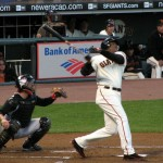 Barry Bonds Home Run