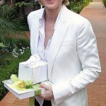 Ellen DeGeneres at Hotel Bel Air in 2004