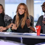 Jennifer Lopez J-Lo on American Idol