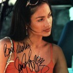 Jennifer Lopez Signed Photograph