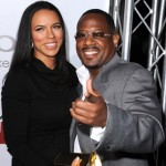 Martin Lawrence and Wife