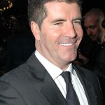 Simon Cowell at the National Television Awards at the Royal Albert Hall, London, October 2006.