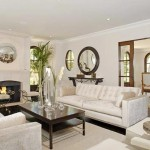 Kim Kardashians House Living Room