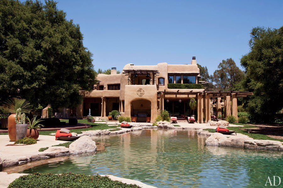 Will Smith And Jada Pinkett Breathtaking Malibu Estate