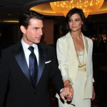 Tom Cruise Katie Holmes White House Dinner