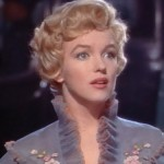 Marilyn Monroe in The Prince and the Showgirl trailer