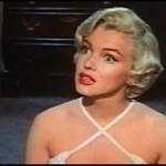 Monroe listening in The Seven Year Itch trailer