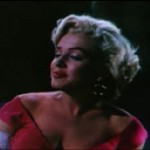 Monroe sings from the trailer of Niagra