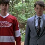 Ferris and Cameron in Ferris Bueller's Day Off