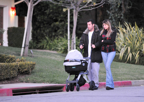 Funny Man Adam Sandler's House in Pacific Palisades|Star ...