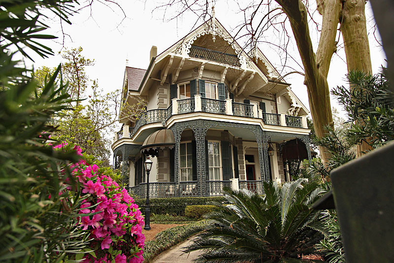 Sandra bullock new orleans home star map los angeles Garden district new orleans