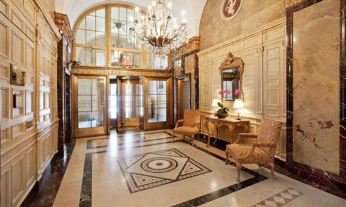 7 most expensive penthouses in the u s starmap for Most expensive nyc apartment