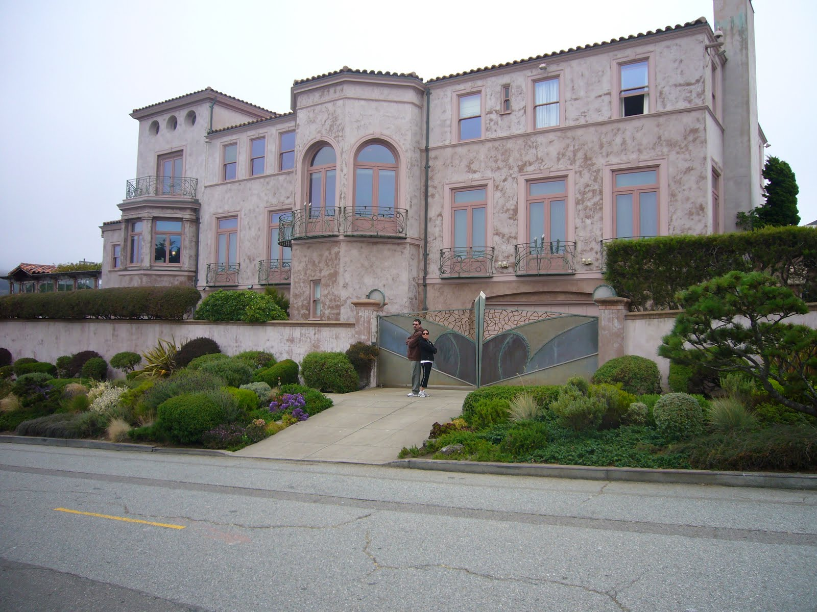 robin williams houses