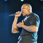 Dr Dre at Coachella 2012