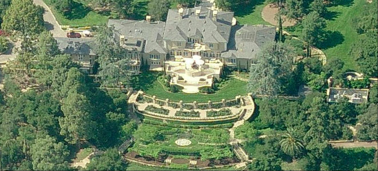 Oprah Winfrey House|Star Map Los Angeles