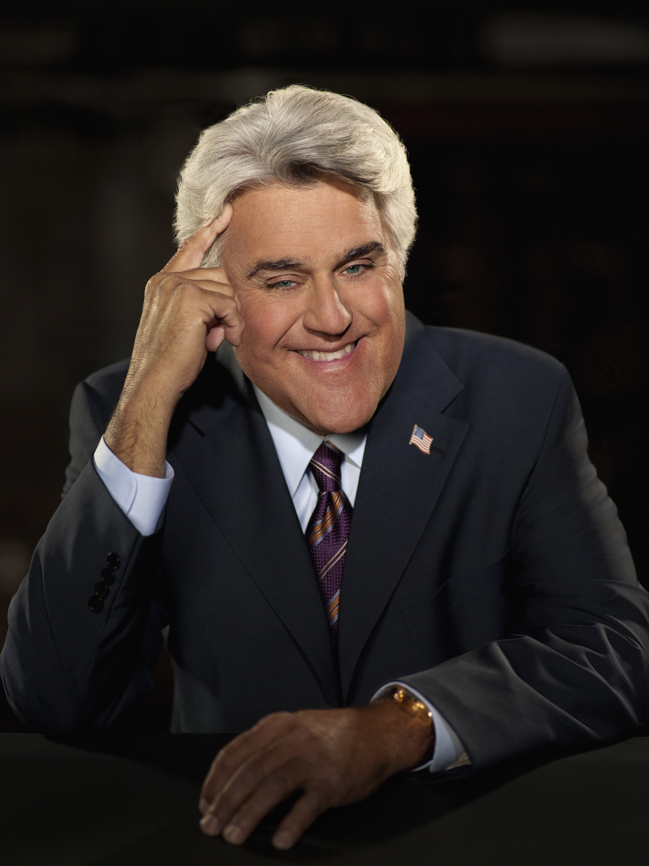 jay leno height