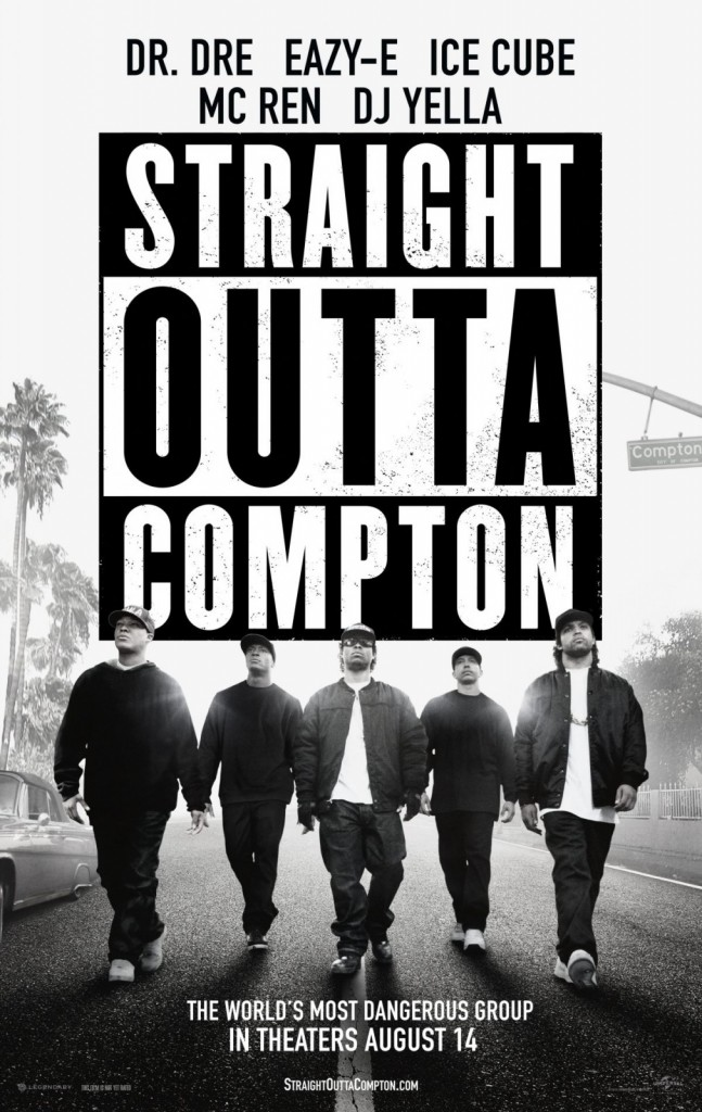 New Straight Outta Compton Trailer and Character Posters |Straight Outta Compton Movie