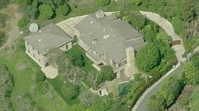 Jay Leno House
